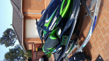 For sale: 2014 Kawasaki 300x low hours