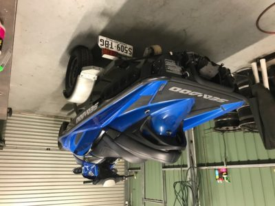 For sale: 2008 Seadoo GTX 215 LTD