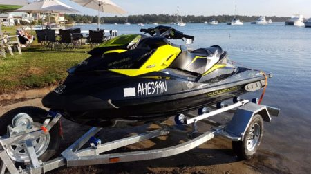 For sale: Seadoo RXP260 2013