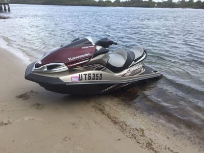 For sale: 2013 Kawasaki 300LX Supercharged Jet Ski + Trailer Great Condition