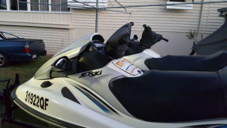 For sale: 2x 2013 Kawasaki STX15F 150hrs exc con