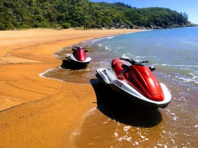 For sale: 2x Honda Jet Skis + Trailer