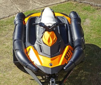 2015 Sea-doo Spark 110hp incl Dockitjet RIB Kit Stabilizer