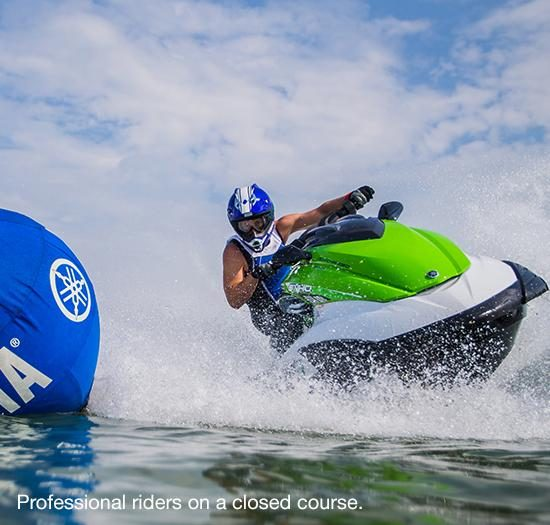 Yamaha reveals its 2016 WaveRunner lineup and all new 3-cylinder TR