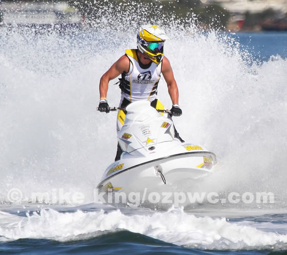 Masterton rises to the top at the Seadoo National Titles