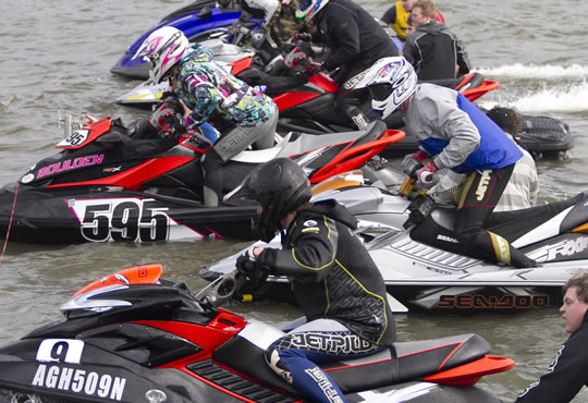 NSWPWC Club Racing Season Opener