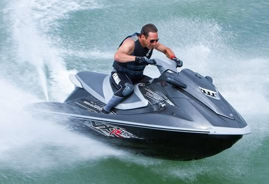 Yamaha introduces the 2012 WaveRunners
