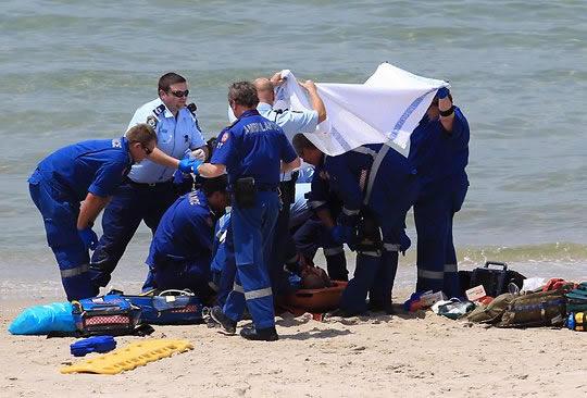 Jet ski crash leaves man near death at Botany Bay