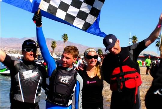 Luke Day wins worlds toughest endurance race