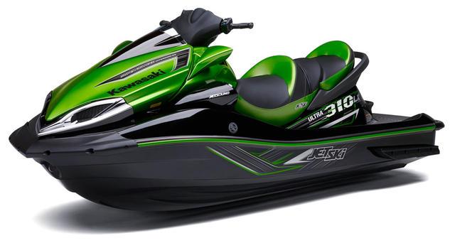 Kawasaki  Jet Ski Horsepower