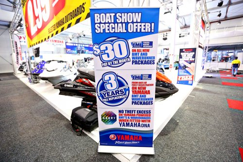 Sydney International Boat Show opens today (Thursday 31 July