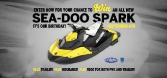 JSW Powersports 'Win a Spark' Birthday Comp