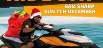 JSW Christmas Ride Day – Sunday 7 Dec 2014