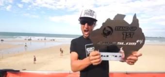 Jetpilot's Freeride Team clean sweep at Surf Slam #4