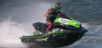 Kawasaki Riders Claim Podiums in rounds 5 & 6 of the Australian Jetcross Championship