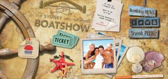Sydney International Boat Show opens tommorrow (30 Jul – 3 Aug)