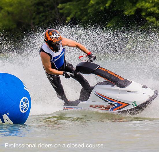 yamaha stand up jet ski