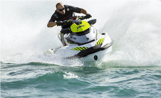 Sea-doo unveils its new 300hp Rotax 1630 ACE engined 2016