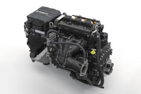 2016 TR-1 Marine Engine