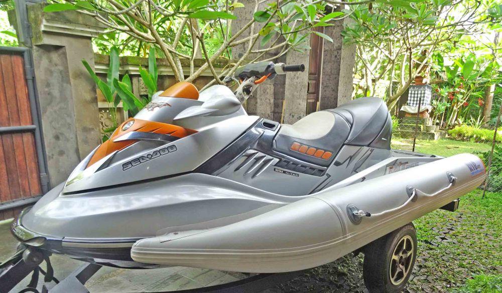 Dockitjet 'Open Water' RIB inflatable sponson kits - OZPWC - Yamaha - Seadoo - KawasakiOZPWC