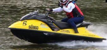 Steven Mather's 93.2mph GPRXP wins the 2016 Double Dash