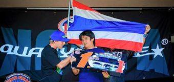 Young jetski world champion killed in training accident