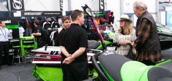 Newcastle Jet Ski Centre Receive National Top Kawasaki Dealer Award