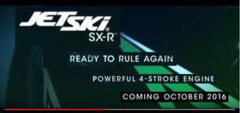 Kawasaki announces the return of the Jet Ski SX-R!