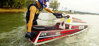 Newcastle Jet Ski Centre SDC Trak 903 test/demo day