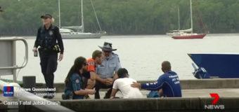 Japanese tourist dies after jetski incident in Cairns