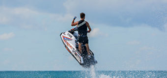 Yamaha flies high as major sponsor of RNR9