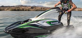Kawasaki releases details on its 4-stroke 2017 SX-R standup