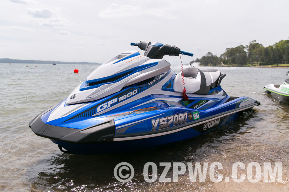 Yamaha S New For 2017 Gp1800 Is At The