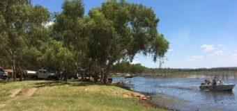 Boy missing after tragic jet-ski crash at Lake Moondarra near Mount Isa