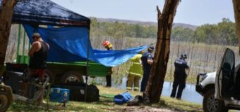 Father charged over fatal jet-ski crash in Queensland outback