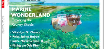 Club Marine Magazine breaks new ground, aussie jetskiers at King's Cup