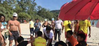 Tradegy as Victorian woman is killed in jet ski collision at Phuket beach
