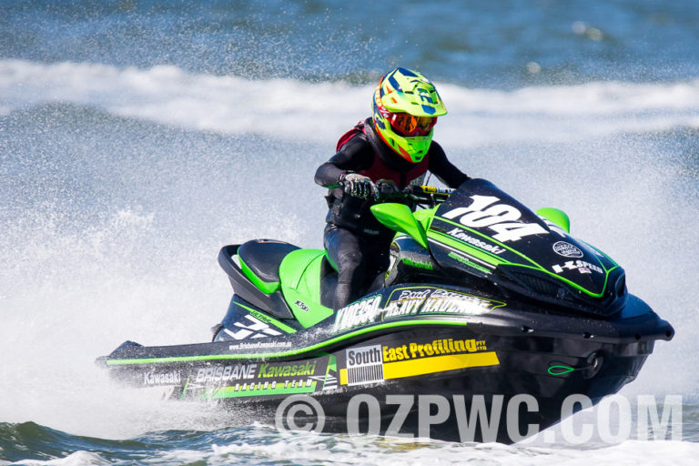 2017 AJSP Australian Watercross Championships - Full Race