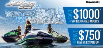 Winter Ski Specials from Kawasaki