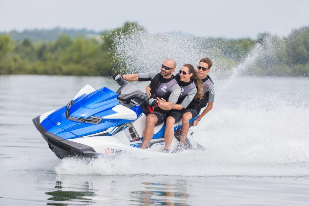 2018 Yamaha Waverunner Line Up - RIDE SAFE