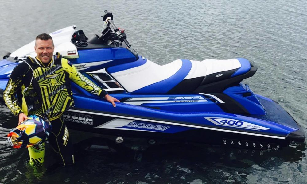 D'Agostin to race Yamaha Diptech Performance FXSVHO 400 for Lake Mac