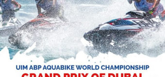 UIM-ABP AQUABIKE RIDERS READY TO RESUME RIVALRIES AT GRAND PRIX OF DUBAI
