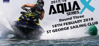 RESULTS: NSWPWC AQUAX RD 3 – 18 Feb 2018