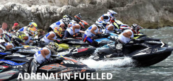 UIM-APB AQUABIKE MOTO 2 RESULTS AND OVERALL GRAND PRIX STANDINGS
