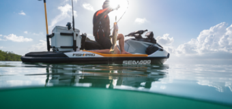 BRP UNVEILS INDUSTRY-FIRST DEDICATED FISHING PERSONAL WATERCRAFT: THE 2019 SEA-DOO FISH PRO