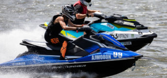 NSWPWC Watercross Overall Pointscore after 2 rounds