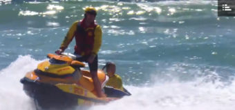 NSW beach safety boosted with new life saving jet skis