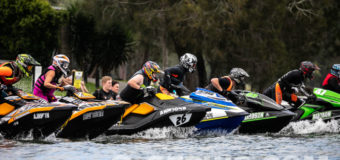 NSWPWC Watercross Overall Pointscore after 5 rounds