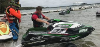 Newcastle Jet Ski Centre Pro-Am Stock SXR1500