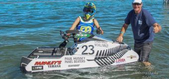 3 World Titles for young Kiwi Corban Farnley